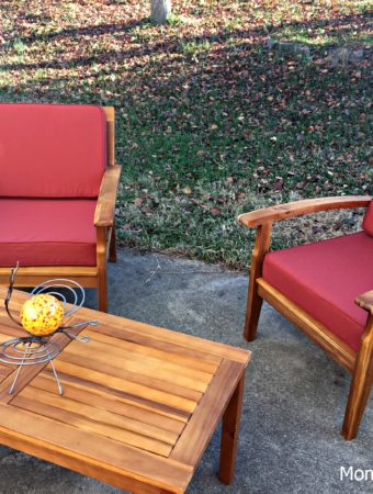 outdoor living room furniture from Best Choice Products