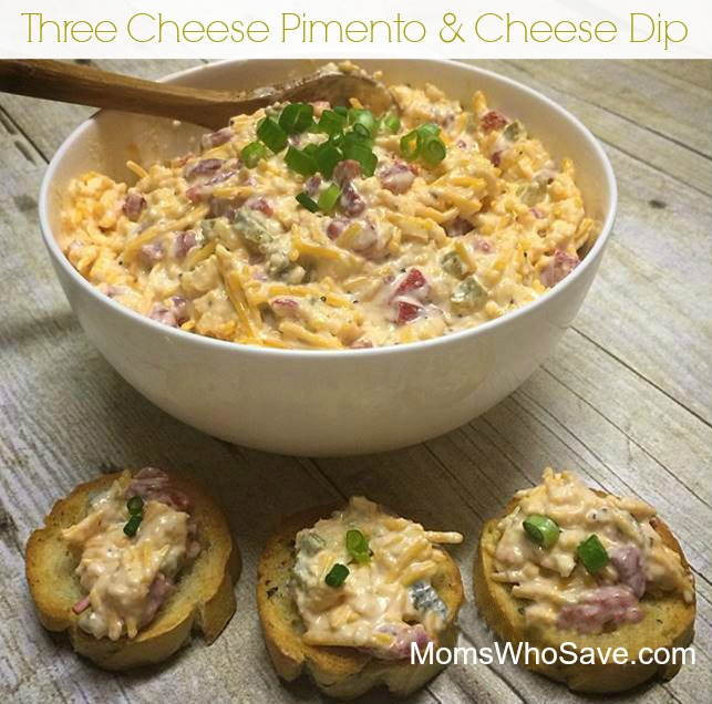 pimento cheese dip recipe