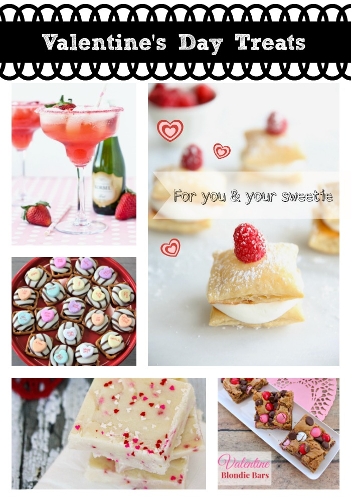 sweet treats to make for valentine's day