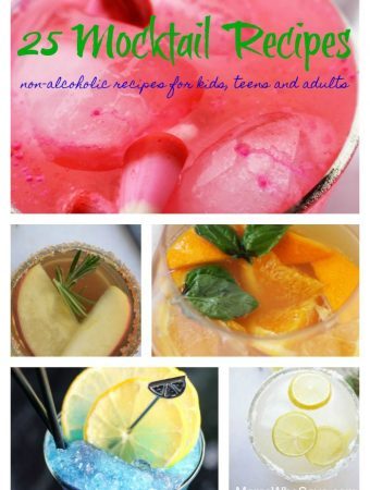 recipes for mocktails