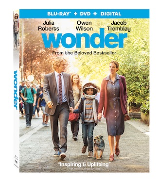 WONDER the Movie Prize Pack Giveaway