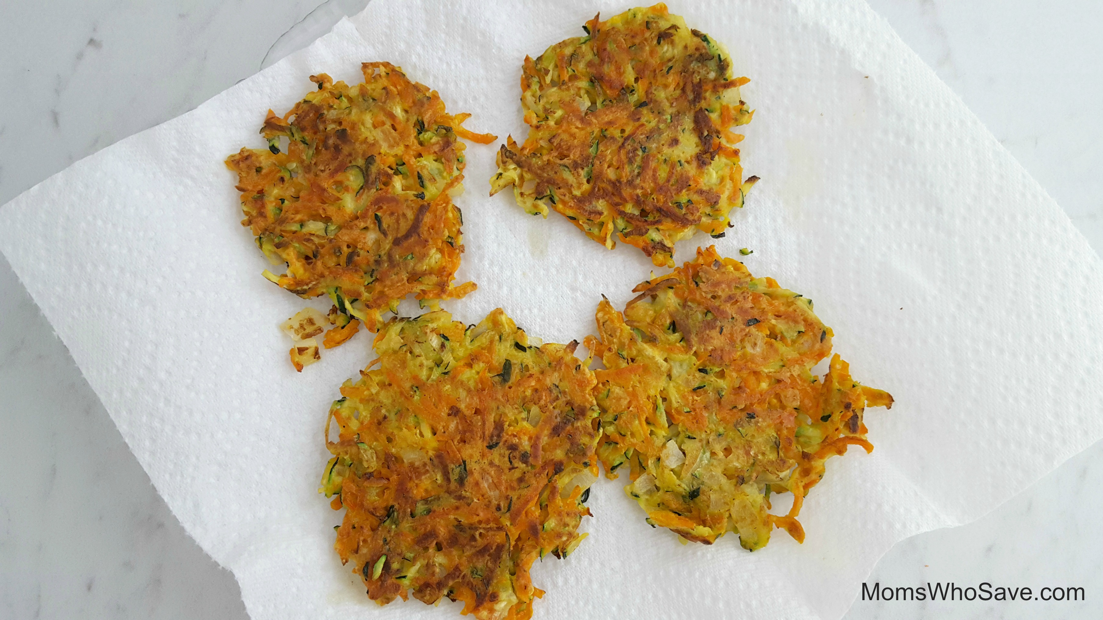 winter vegetable fritters recipe