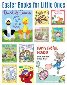 Easter Books for Little Ones
