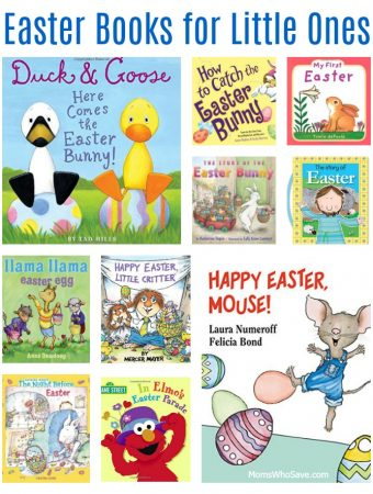 Easter Books for Little Ones