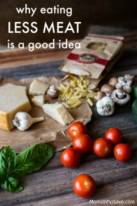 Why Eating Less Meat is a Good Idea (+ Protein-Rich Meat Alternatives)