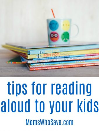 Tips for Reading Aloud to Your Kids