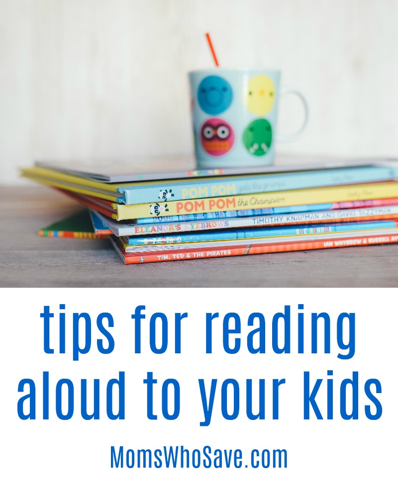 tips for reading to kids