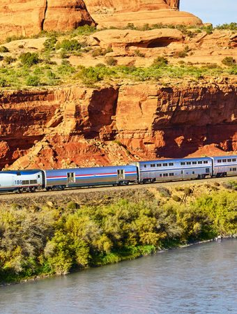 California Zephyr train trip