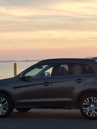 A Weekend Getaway to Carolina Beach in the Mitsubishi Outlander Sport