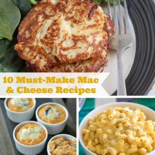 10 Must-Make Mac & Cheese Recipes