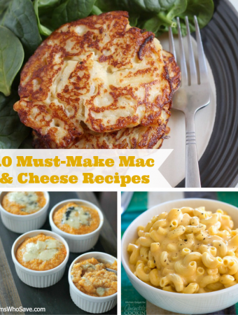 unique mac and cheese recipes