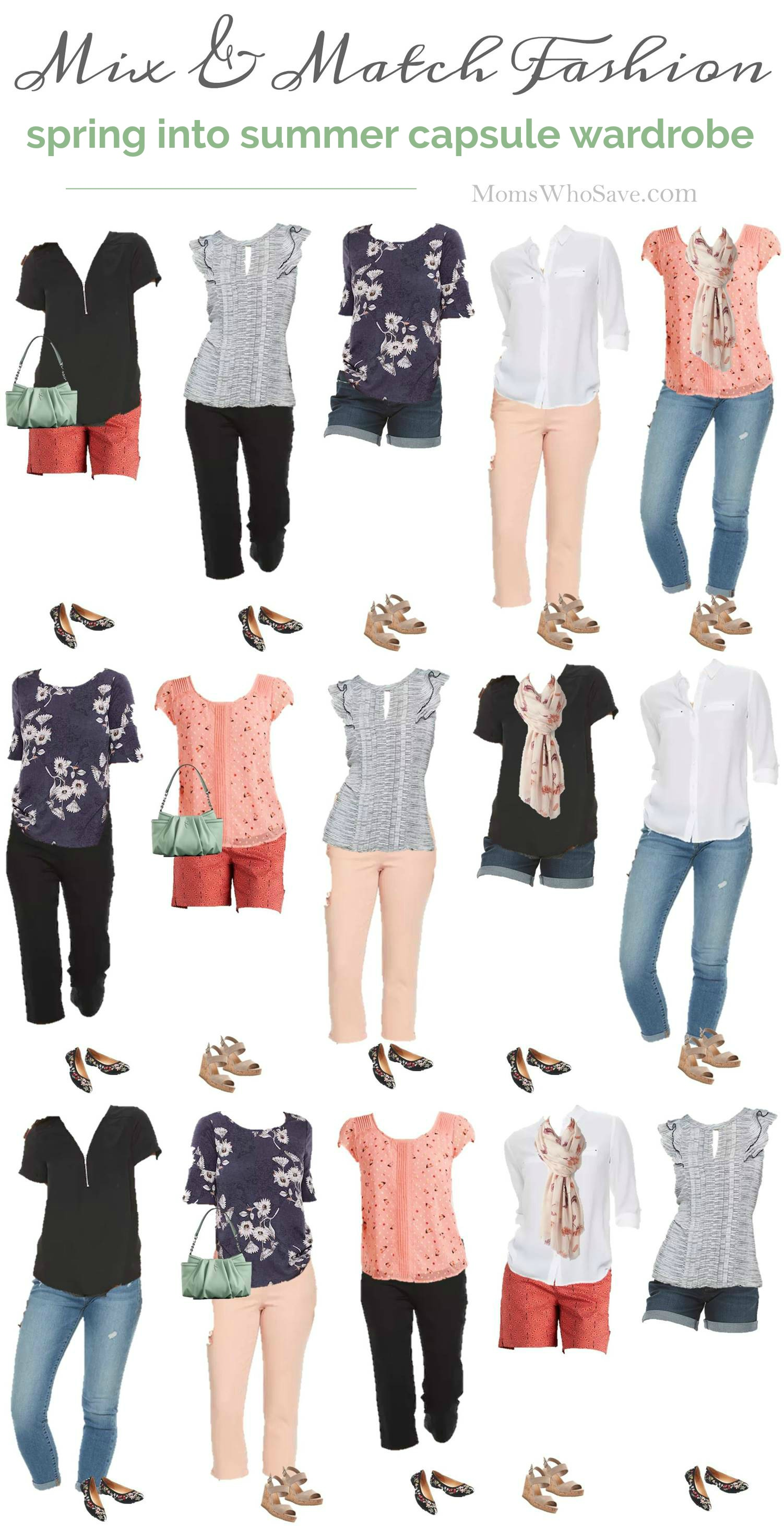 Vintage Spring Outfits