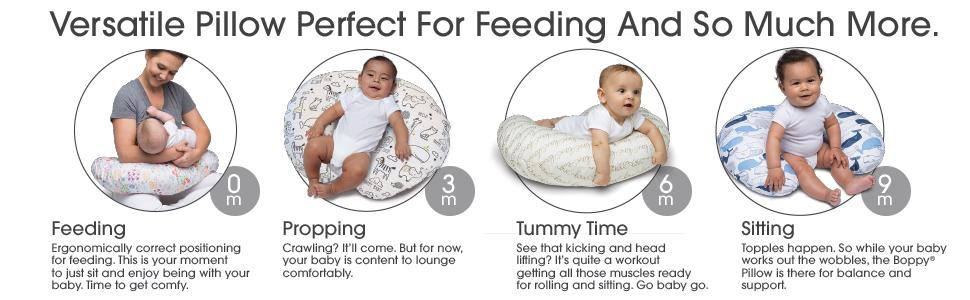 boppy pillow for feeding