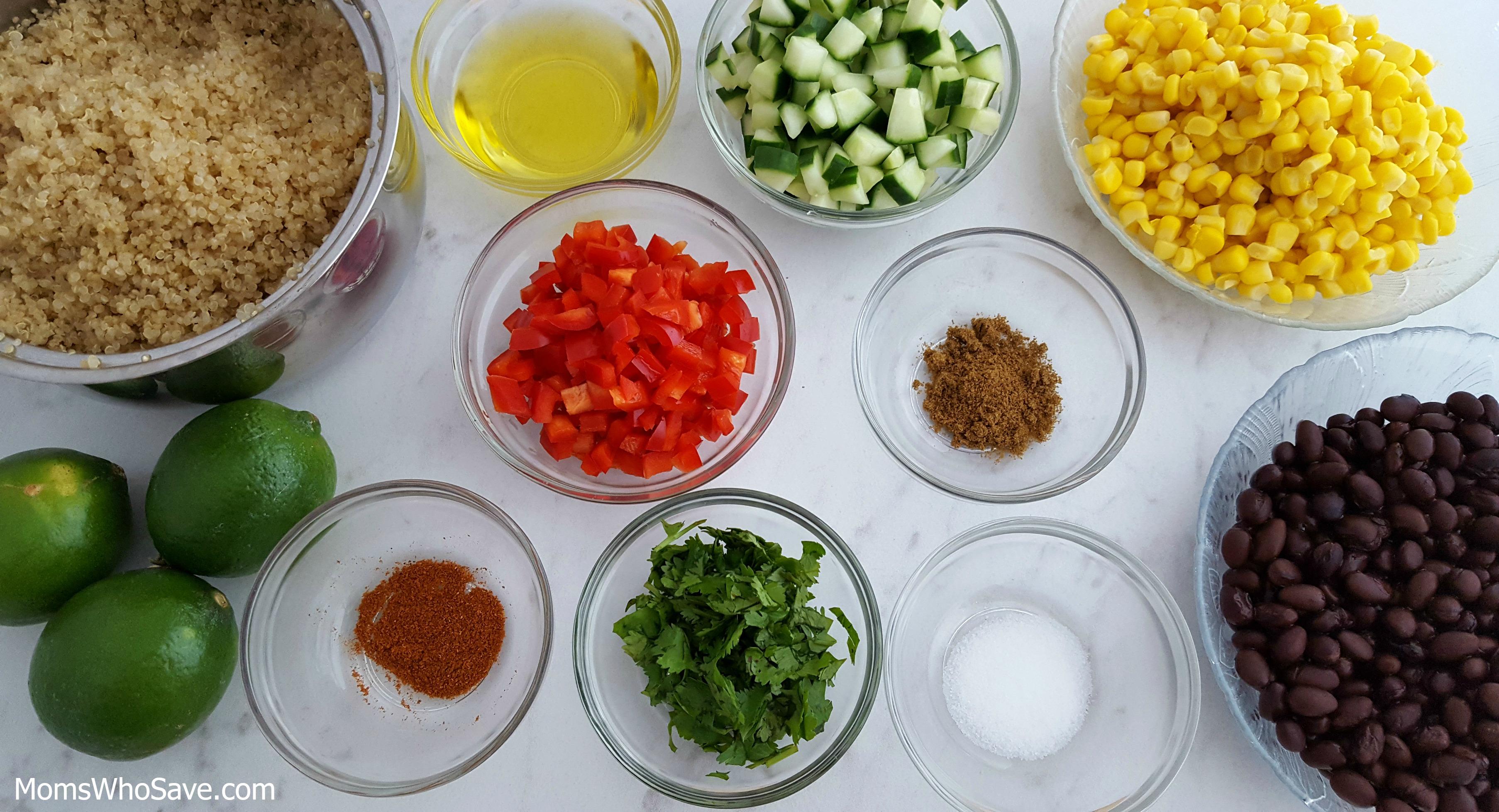 recipe for quinoa salad