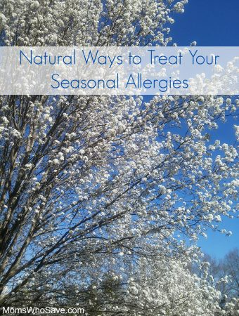 home remedies for spring allergies