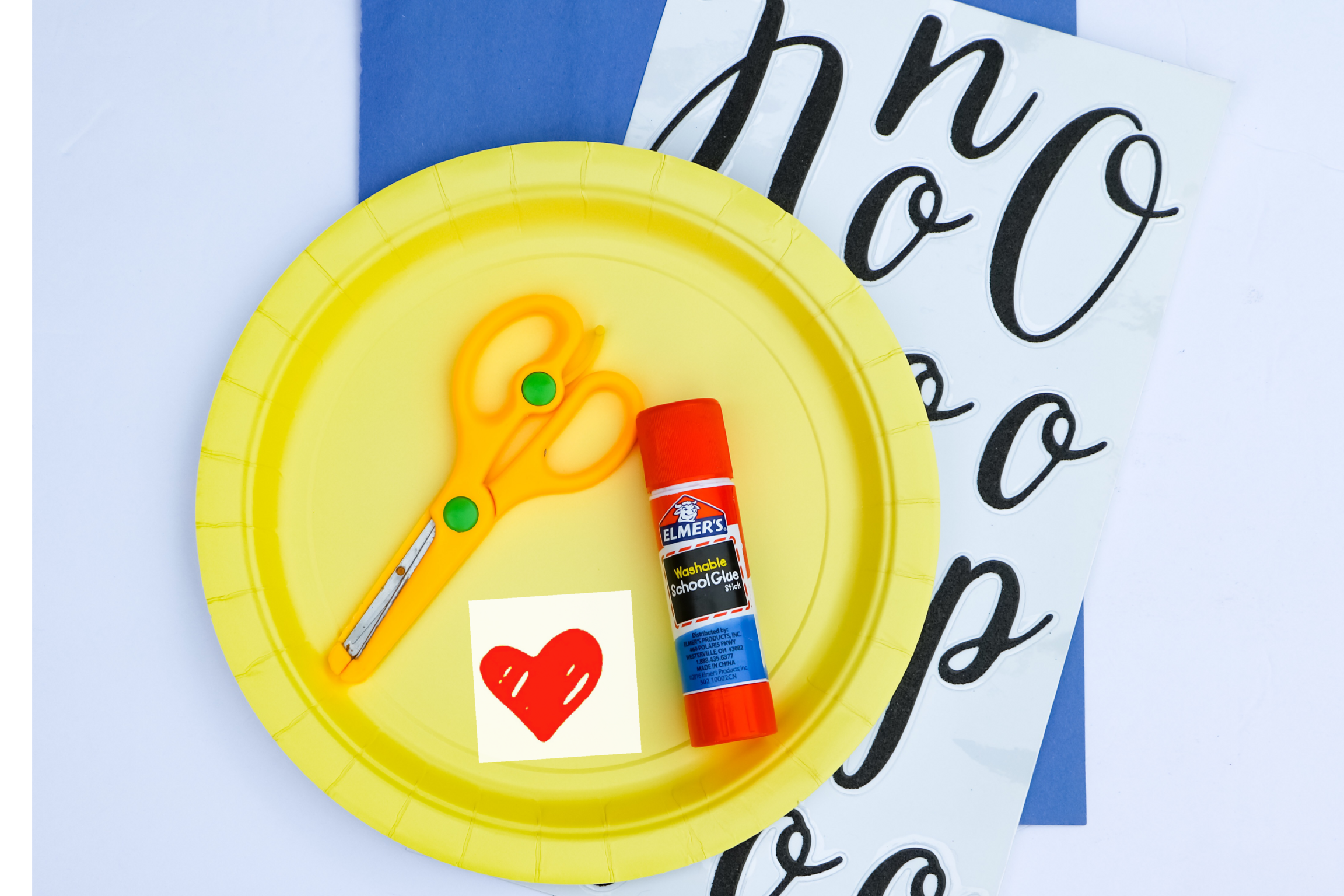 Mother's Day craft for preschoolers