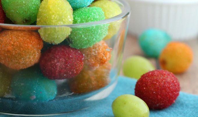 RainbowGrapes (gluten-free)