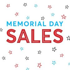 Memorial Day Weekend Sales and Deals