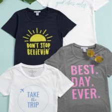 Summer Graphic Tees Just $16.95 + Free Shipping