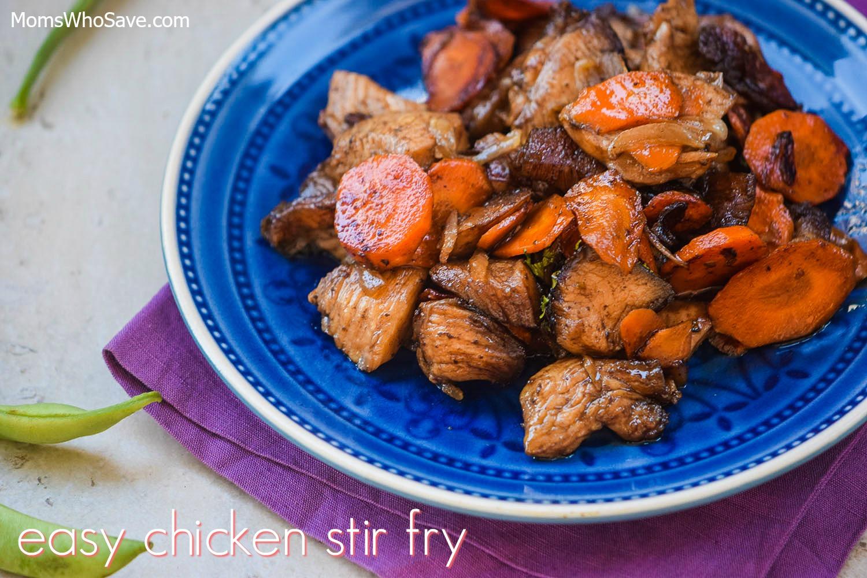 best chicken stir fry
