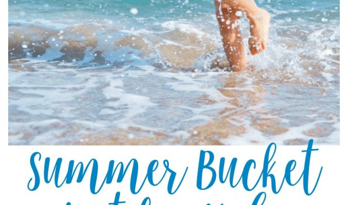 Summer Bucket List for Kids