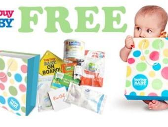 Buy Buy Baby — Free Goody Bag