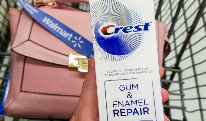 Improve Your Gum Health With Crest Gum & Enamel Repair & Save With Your Coupon!