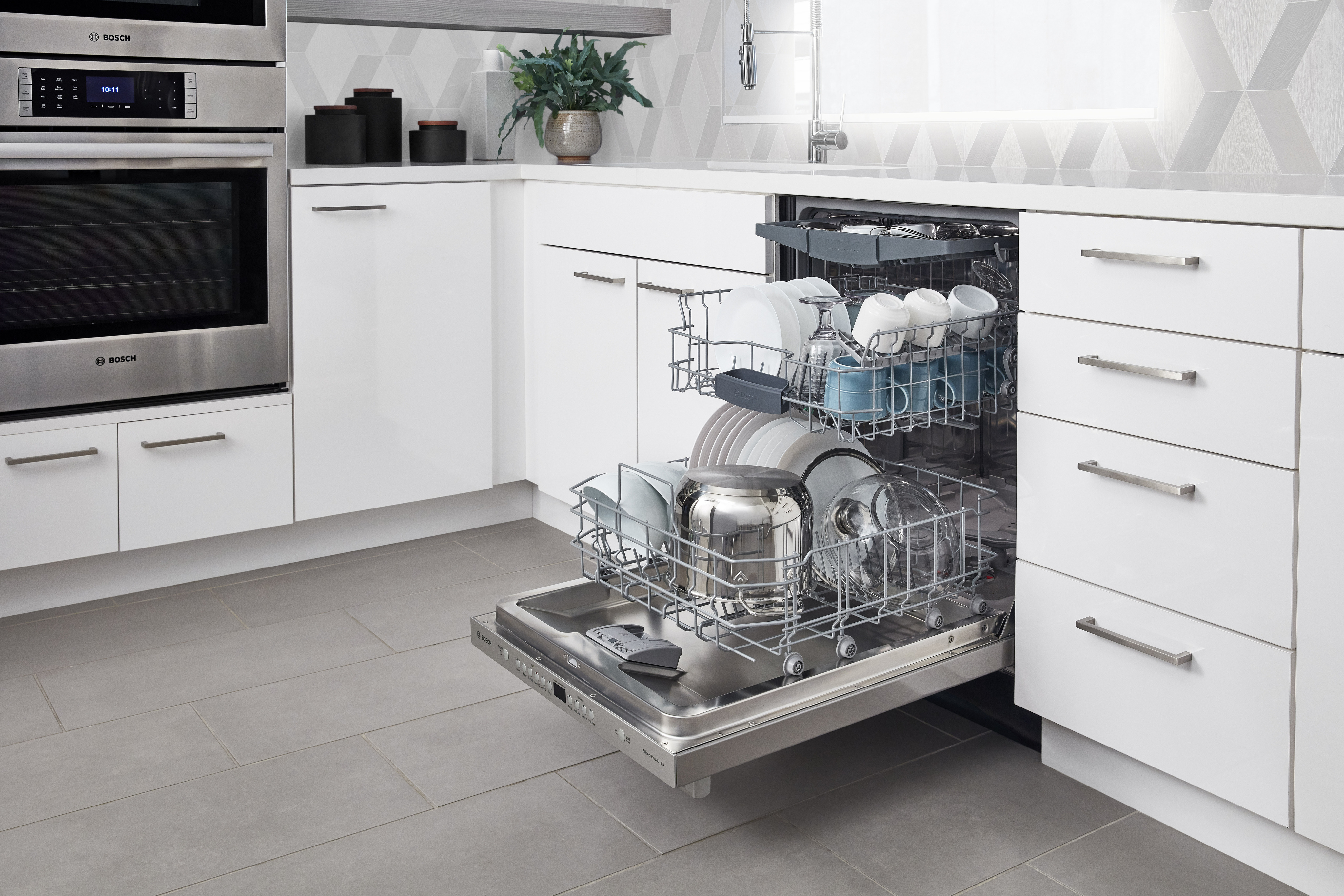 review Bosch diswasher