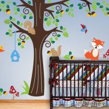 EvgieNev Wall Decals — The Easy Way to Redecorate + a Discount!