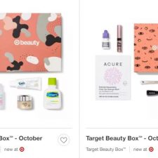 Two New Target Beauty Boxes — Each Just $7