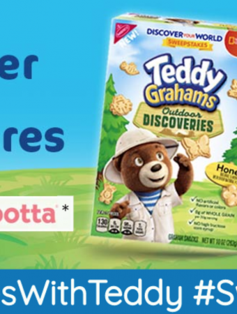 Teddy Graham Outdoor Discoveries — Enter the Sweepstakes & Get Your Ibotta Rebate!
