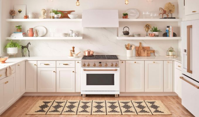 It's Time Appliances Had a Personality — Introducing the Café Matte Collection of Modern Kitchen Appliances You Can Customize
