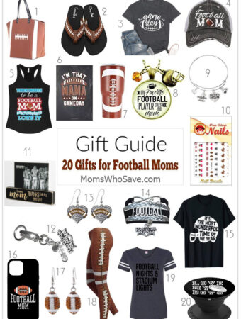 gifts for football moms