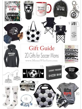 gifts for soccer moms