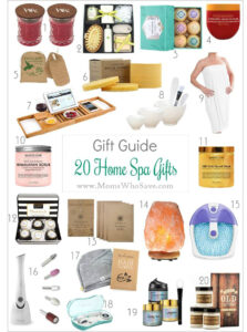 Spa Gift Guide