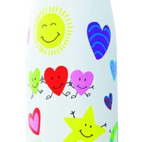 @Jewelchic Stainless Steel Water Bottle