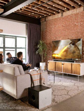 VIZIO P Series 4K HDR Smart TV
