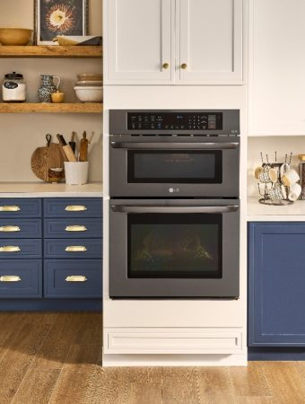 LG double oven discount