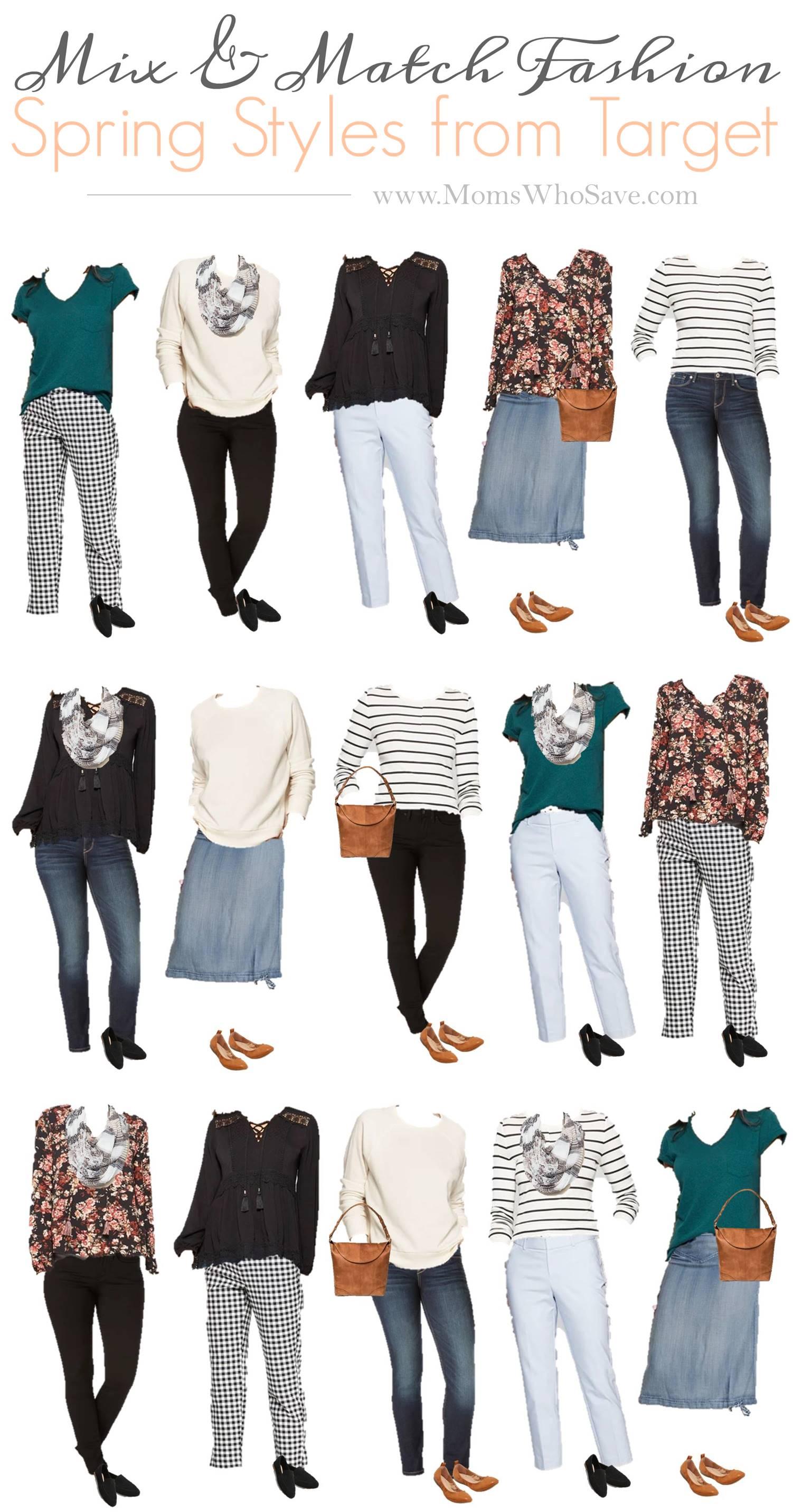 Mix & Match Wardrobe