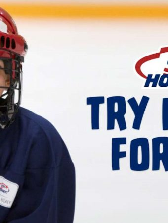 learn to play hockey free