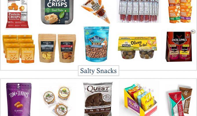 20 Keto-Friendly Snacks to Buy on Amazon