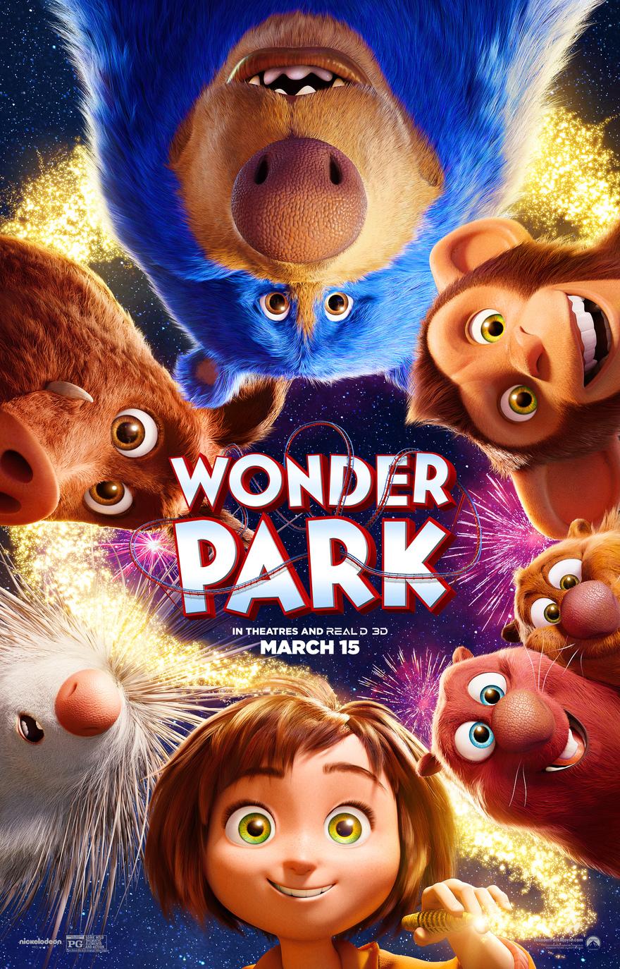 Wonder Park trailer