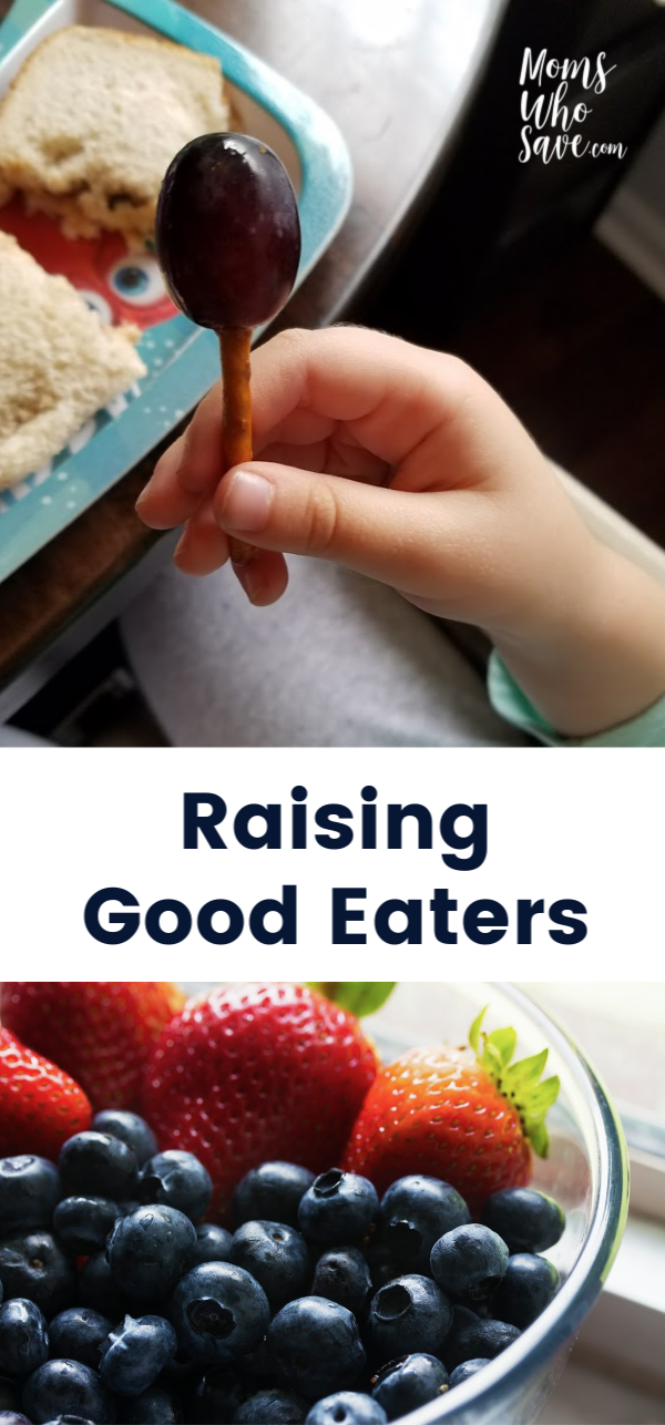 how to raise good eaters