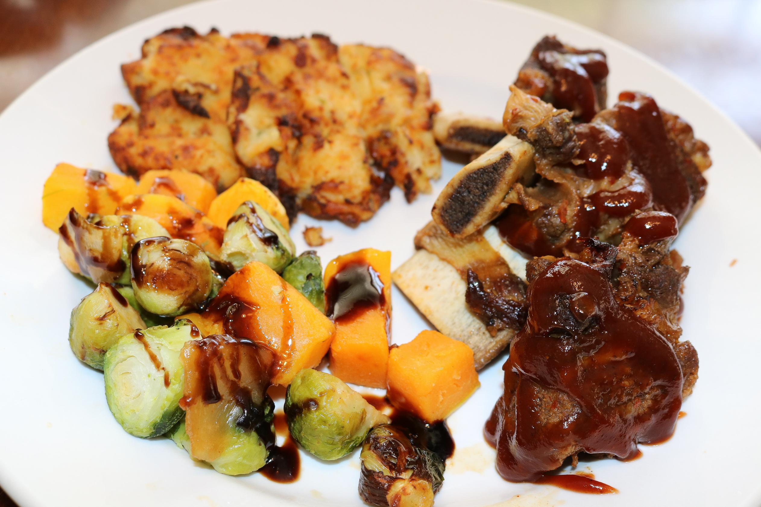 ninja foodi beef ribs