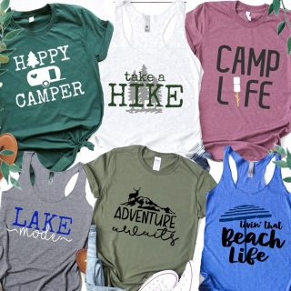 Summertime Tees and Tanks for Women Now $13.99 (were $28.99)