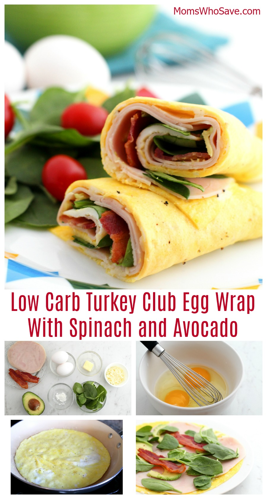 low carb egg wrap recipe