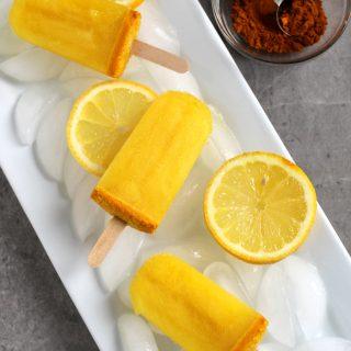 Lemon Turmeric Popsicles (Anti-Inflammatory)