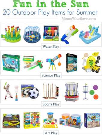 outdoor play items