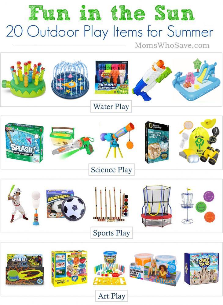 Best summer toys