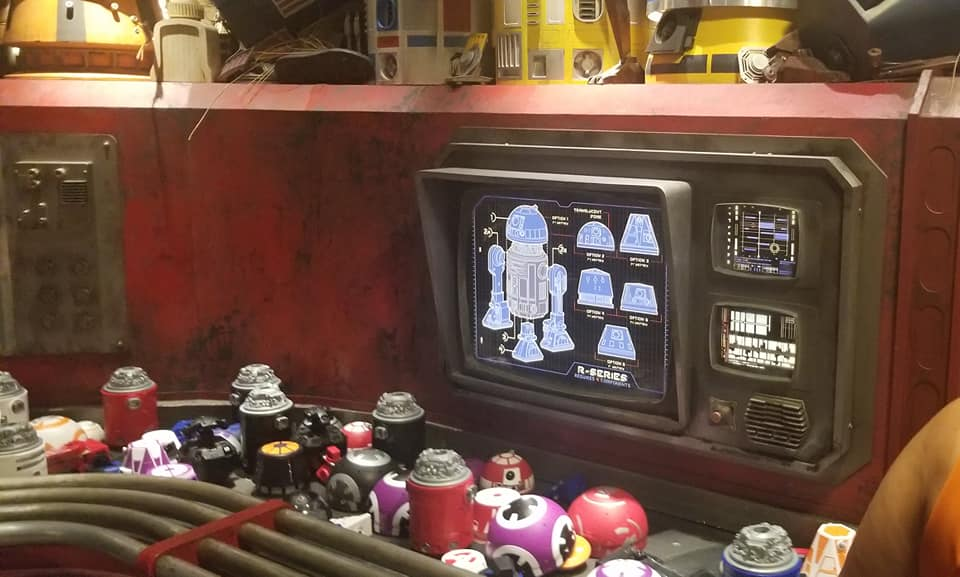 what to expect at Star Wars Land